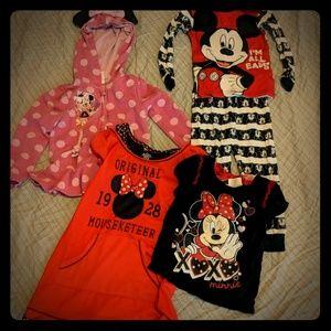 Disney 3T lot (Mickey and Minnie)